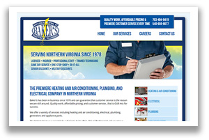 Web Design Woodbridge, VA